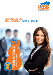 Poster zur Firma SUCCESS